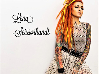 Lena Scissorhands Lead Singer From The Band Infected Rain Special Guest On 5/24/2021