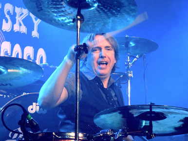 David B. Hope Drummer From The Band Apocalyptic Lovers Special Guest On 11/12/2020