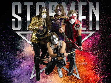Kristian Hermanson & Jonatan Samuelsson From The Band Starmen Special Guests On 6/7/21