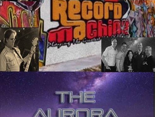 Art DeMatteis Lead Singer From The Band Diver And The Aurora Project Special Guest on The Record Mac
