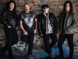 Patrick Gagliardi Lead Singer From The Band Storm Force Special Guest On 3/4/2021