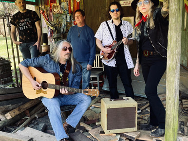 Once Great Estate ~Americana Recording Artist Special Guest On 10/25/2021