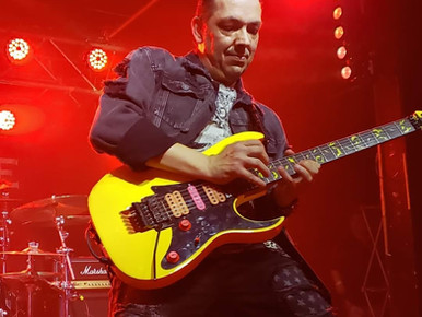 Duane Morano Guitarist From The Band Morano Special Guest On 5/30/2021