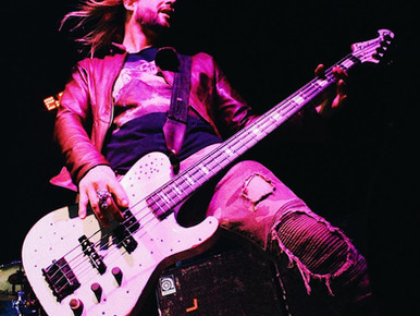 Jaron Gulino Bassist From The Band Tantric Special Guest On 5/13/2021