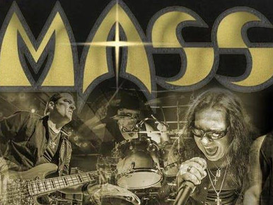 Louis St. August Lead Vocalist Of The Band MASS Special Guest On The Record Machine Show May 19 , 20