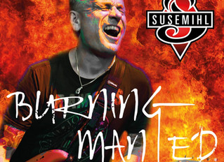 Andy Susemihl Guitarist Special Guest On The Record Machine Show Podcast 8/11/2020