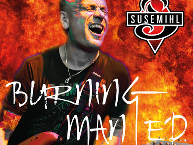 Andy Susemihl Guitarist Special Guest On The  8/11/2020
