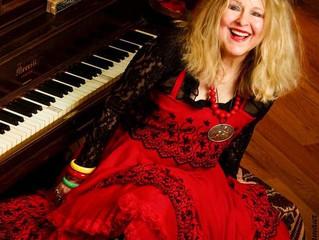 Pamela Ruby Russell ~ Folk Recording Artist Special Guest On 9/27/2021