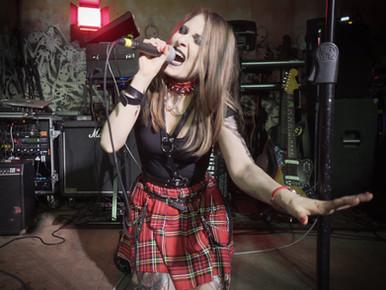 Stella Wembley ~ Dark Synth/Goth Recording Artist Special Guest On 10/21/2021