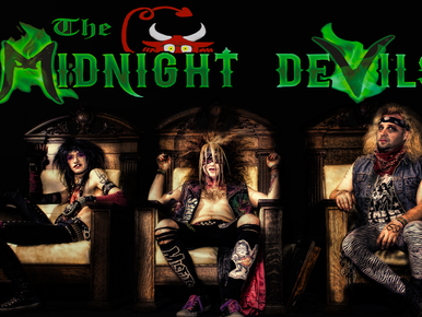 Sam Spade From The Midnight Devils Special Guest On The Record Machine Show Podcast 4/23/20