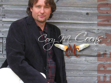 Cory M. Coons Singer/SongWriter Special Guest On September 8, 2018
