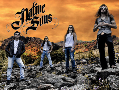 Ashton Blake Vocalist From The Band Native Sons Special Guest On 4/1/2021