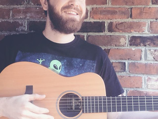 Jeremy Parsons Special Guest On The Record Machine Show Podcast  October 2, 2018