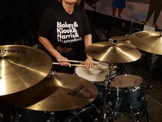 Tedi Bruneti ~ Singer/Songwriter & Drummer Special Guest On 8/30/2021