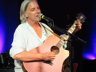 Greg Paquette ~ Singer/Songwriter Special Guest On 11/8/2021