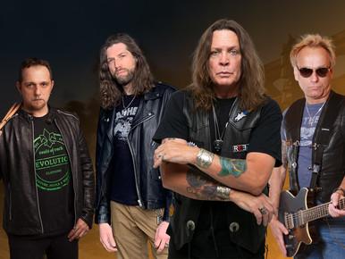 David Reece ~ Hard Rock & Heavy Metal Recording Artist Special Guest on 10/18/2021
