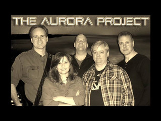 The Aurora Project Special Guest's On The Record Machine Show Saturday April 14, 2018