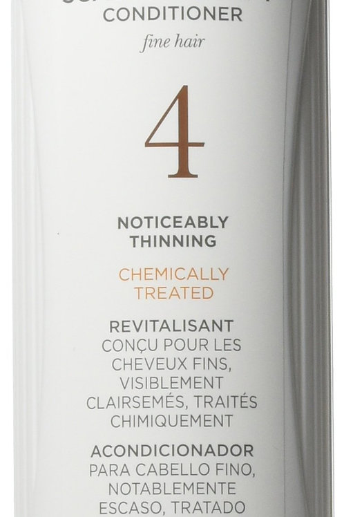 Nioxin/Fine Hair #4 Colored Hair Scalp Therapy Conditioner