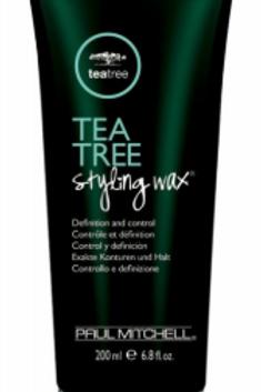 Paul Mitchell Tea Tree Styling Wax
