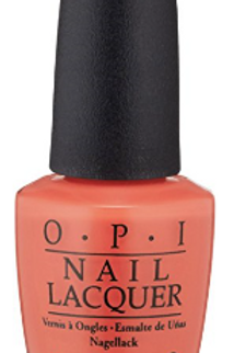 OPI Nail Lacquer Hot & Spicy NLH43