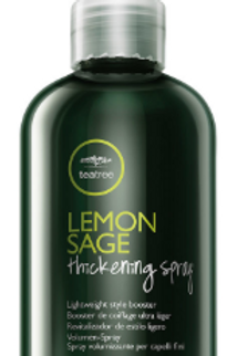 Tea Tree Lemon Sage Thickening Spray