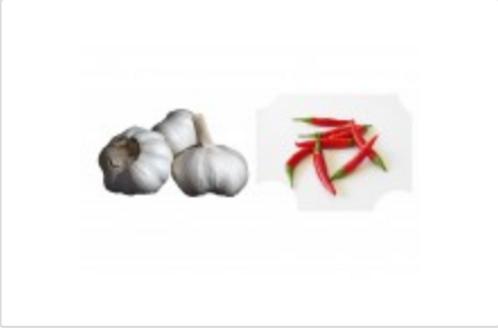 Garlic Chili Infused EVOO