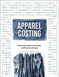 Apparel Costing Fashion Industry Textbook