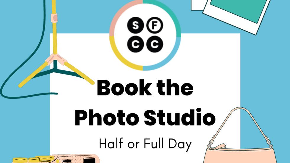 Book the Photo Studio