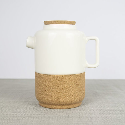 Teapot For Two   Cream
