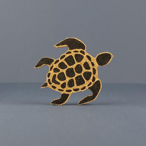 Cork Magnet | Turtle