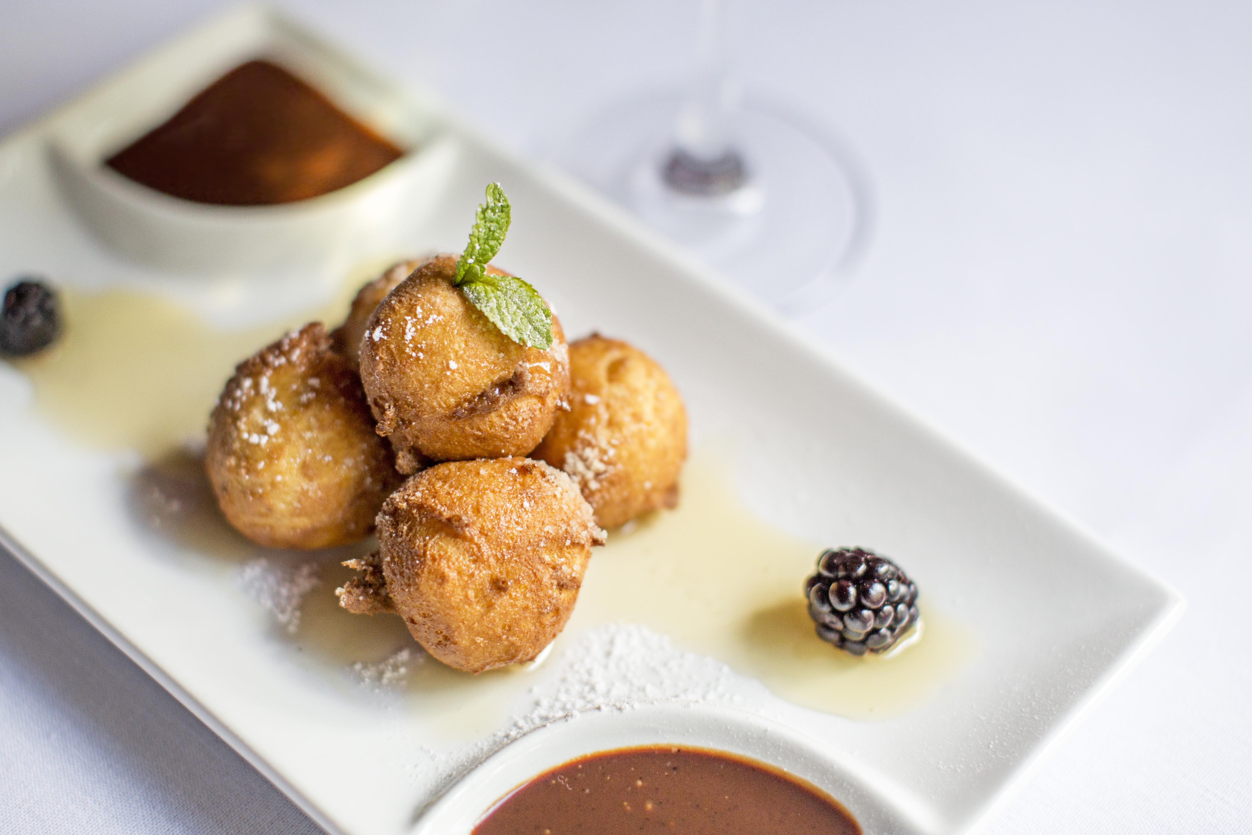 Persian Dougnuts Divan Restaurant Atlanta