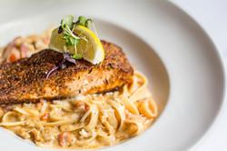 Salmon Divan Restaurant Atlanta