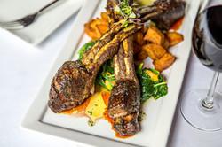 Lamb Chops Divan Restaurant Atlanta