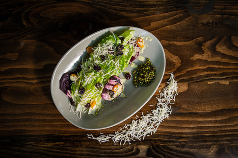 Persian Basket Salad