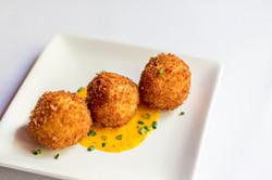 Crab Risotto Divan Restaurant Atlanta