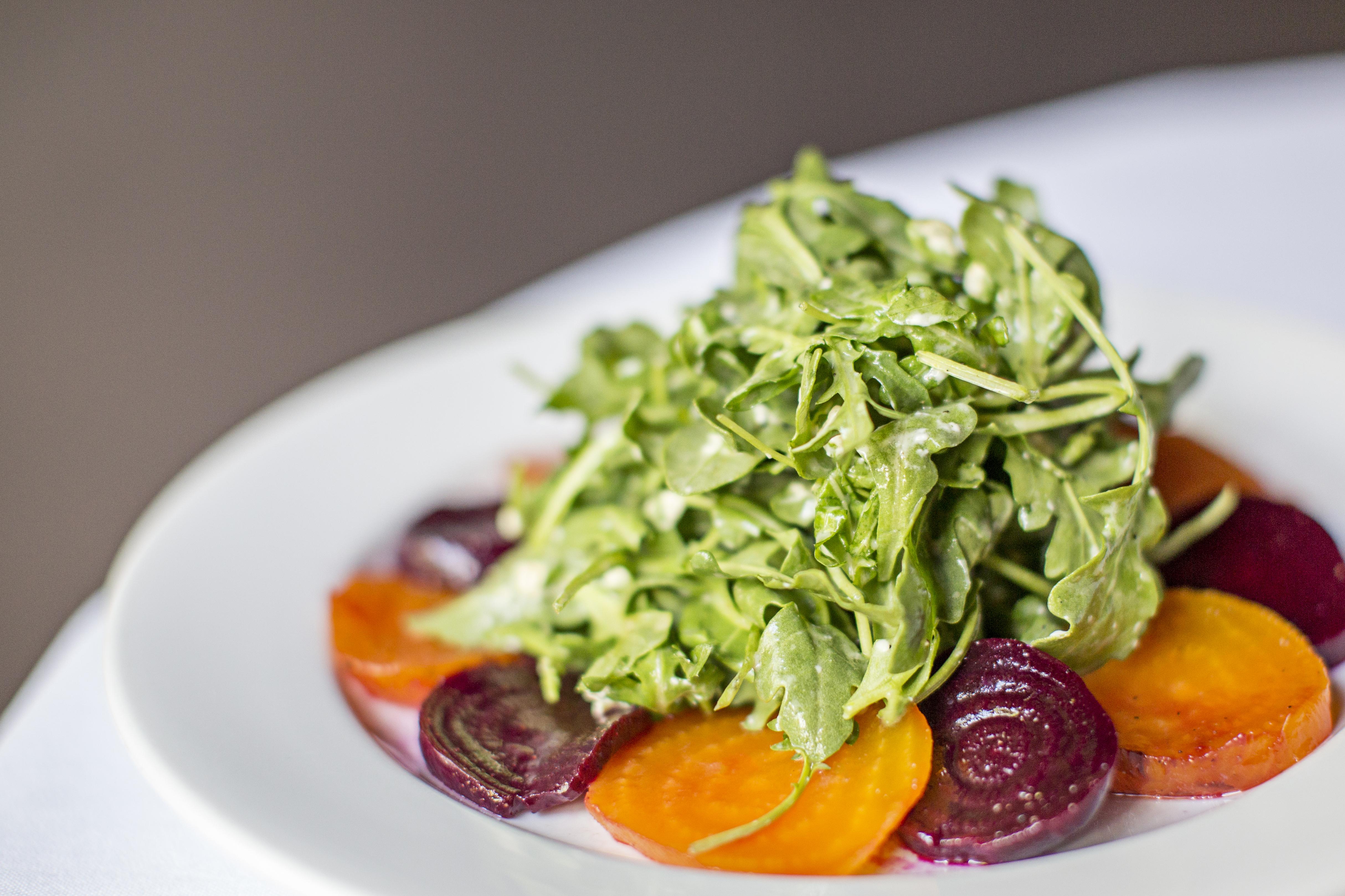 Beets Salad Divan Restaurant Atlanta