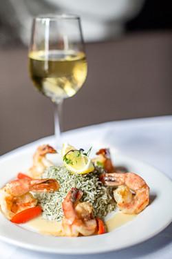 Shrimp Divan Restaurant Atlanta