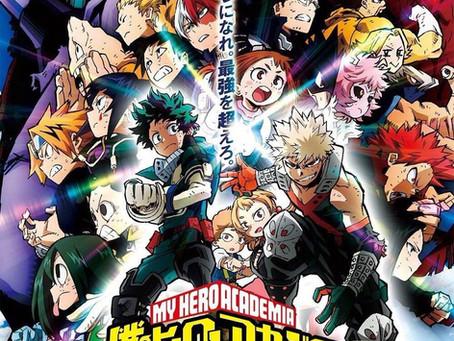 Boku no Hero Academia O Filme: Heroes Rising