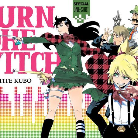 Bleach OVA: Burn the witch