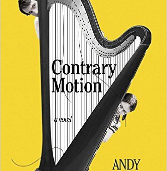 Q and A with Andy Mozina, CONTRARY MOTION