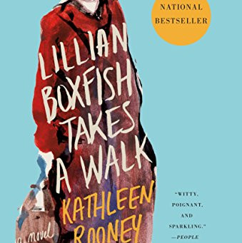 Q and A with Kathleen Rooney, author of LILLIAN BOXFISH TAKES A WALK