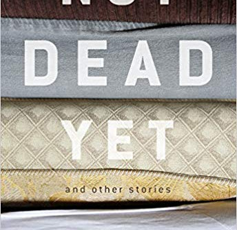 Q and A with Hadley Moore about her debut story collection Not Dead Yet