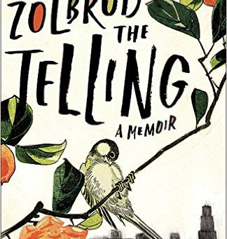 Q and A with Zoe Zolbrod, THE TELLING