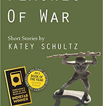 Q and A with Katey Schultz, FLASHES OF WAR