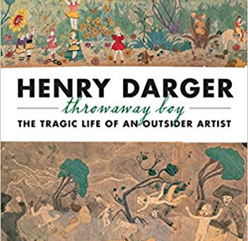 Q and A with Jim Elledge, HENRY DARGER: THROWAWAY BOY