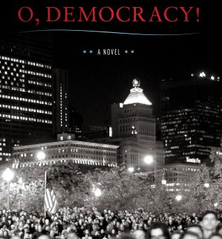 Q and A with Kathleen Rooney, Author of O DEMOCRACY!