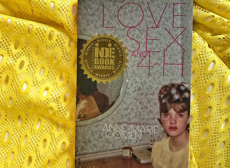 Q and A with Anne-Marie Oomen, LOVE, SEX, AND 4-H