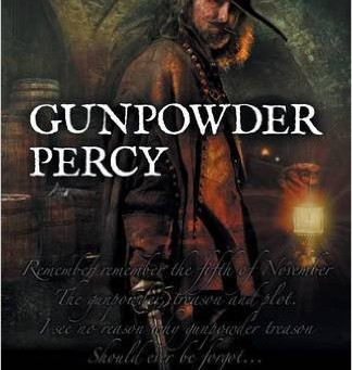 Q and A with Grace Tiffany, GUNPOWDER PERCY