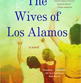 Q and A with TaraShea Nesbit, author of the novel The Wives of Los Alamos