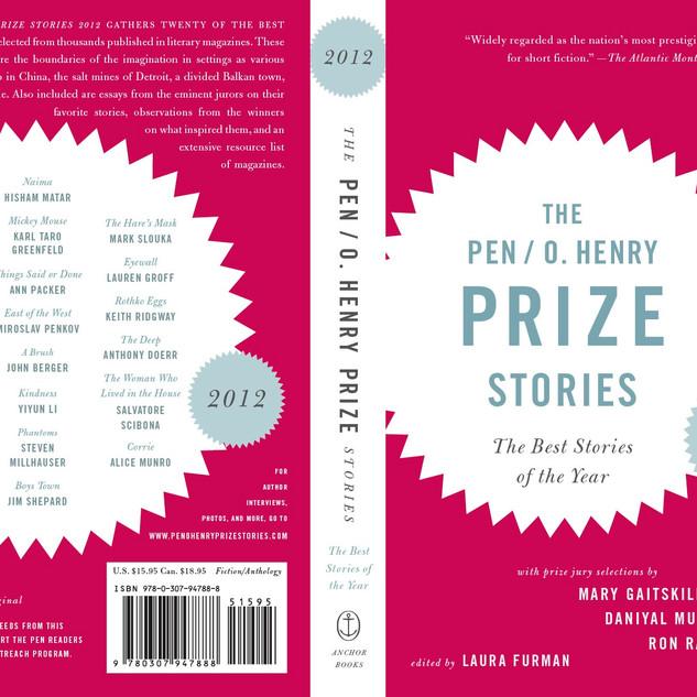 O. Henry Prize Stories 2012